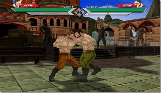 Ballistic Fist 3D free fightin game (3)