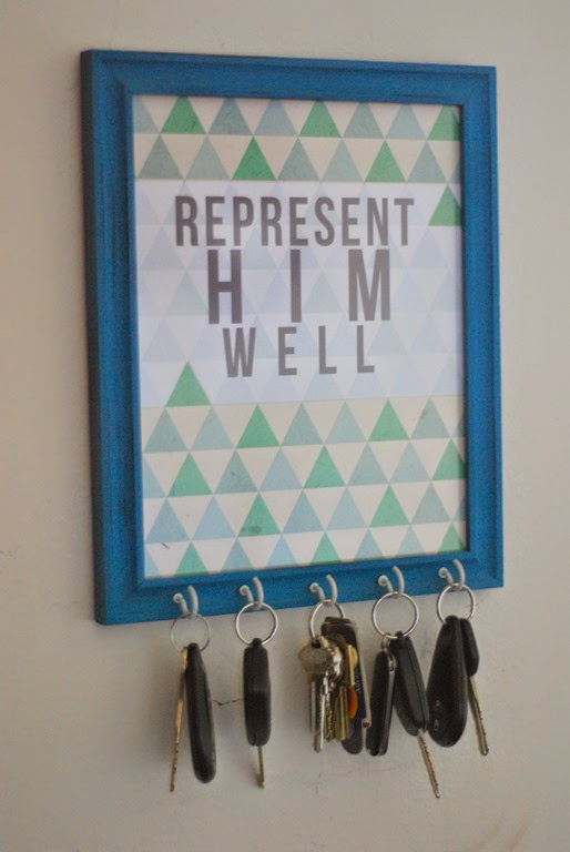 Free Print: Represent Him Well
