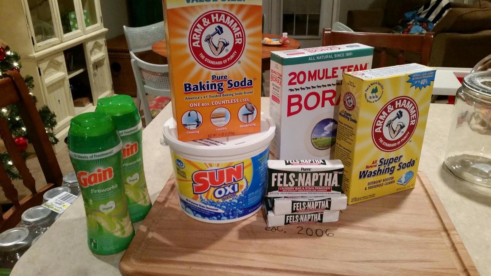 baking soda case