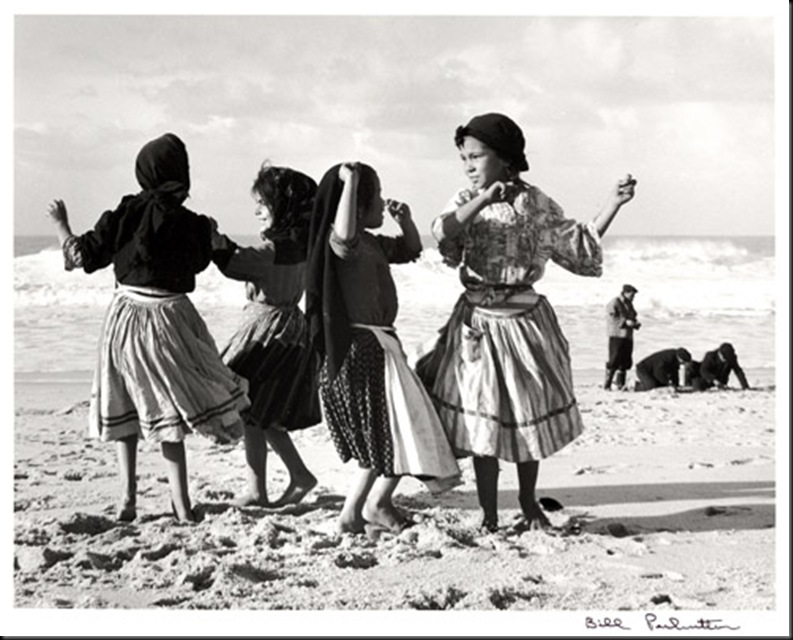Dancing in the Sand, Portugal