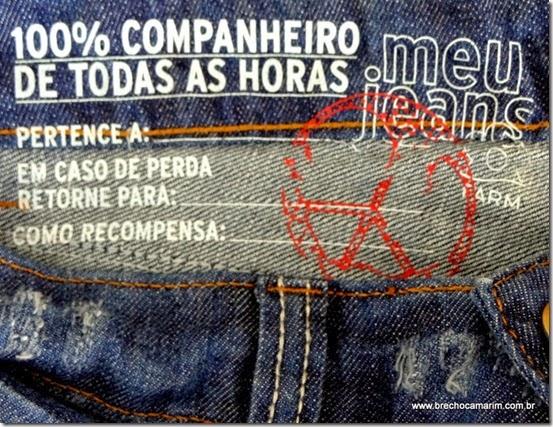short jeans Farm Brecho Camarim-002