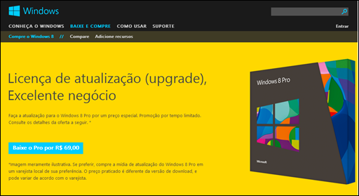 Windows 8 - Visual Dicas