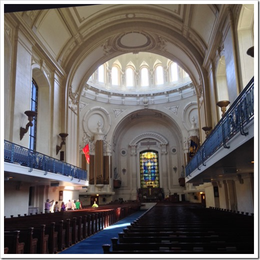 us naval acdemy chapel