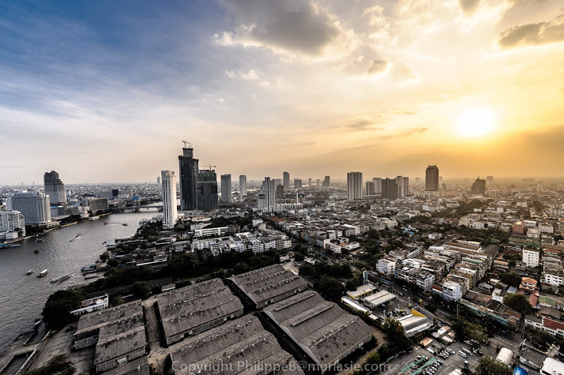 Bangkok Landscape