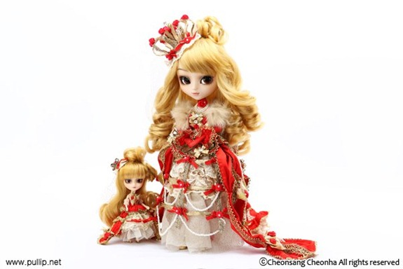 Pullip y Little Pullip+ Princess Rosalind Feb 2013 01
