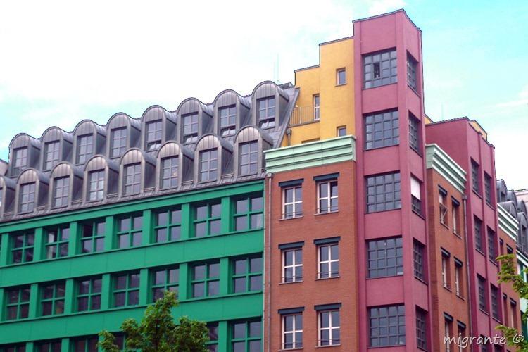 vista esquina - aldo rossi en berlin