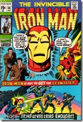 P00177 - El Invencible Iron Man #34
