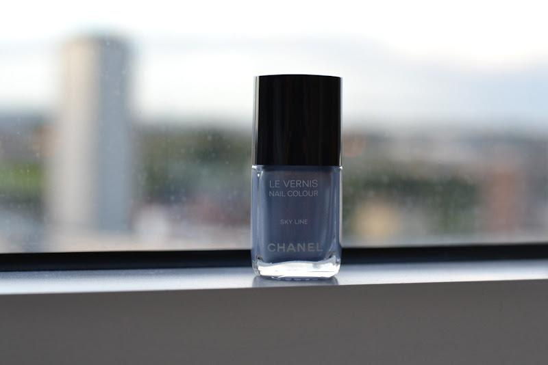Chanel, Chanel Nailpolish, Chanel Le Vernis, Chanel Le Vernis Sky Line, Chanel Sky Line
