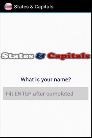 【免費解謎App】States and Capitals-APP點子