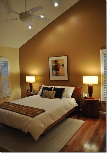 Master Bedroom Gold Walls good design: december 2011