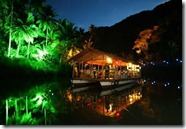 loboc river cruise at night