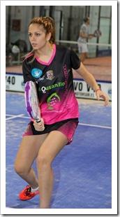 La jugadora ALBA GALÁN en 2014