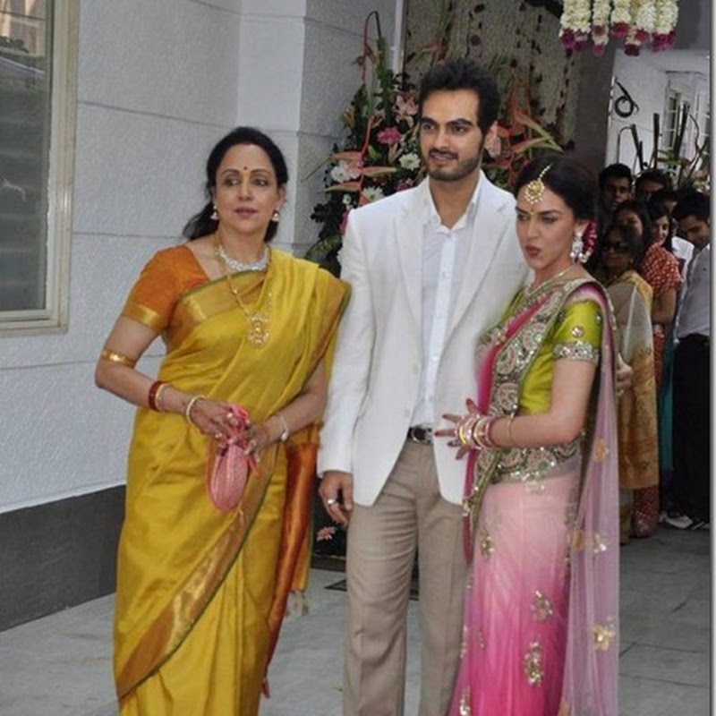 Esha Deol engaged to Bharat Takhtani!
