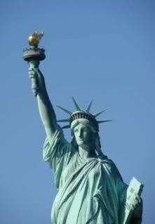 estátua da liberdade lady liberty justiça - Priscila e Maxwell Palheta