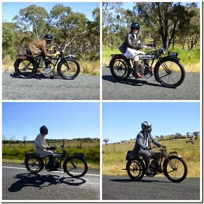 Riding along November 2014