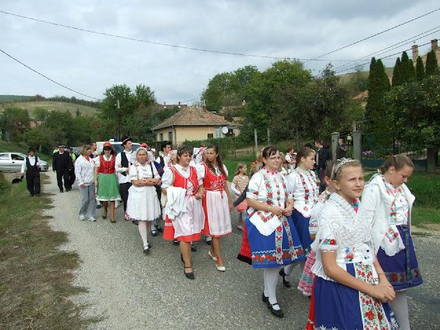 Penc - Szüreti Felvonulás - 2012.10.13.