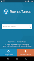 Screenshot of Buenas Tareas
