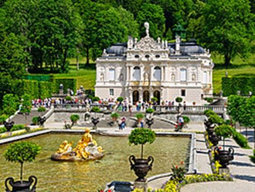 Palacio de Linderhof.
