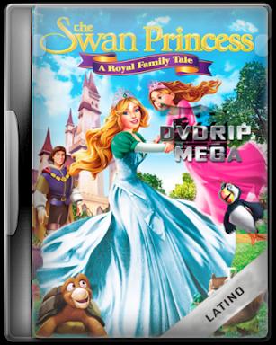 La Princesa Encantada: Un Cuento De La Familia Real 2014 DVDRip Español Latino MEGA FD