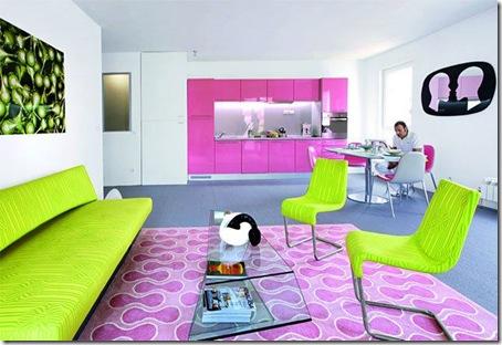 Karim Rashid Living Room
