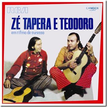Zé Tapera e Teodoro (1973) CAPA