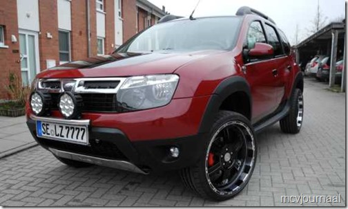 dacia Duster Admirable 12