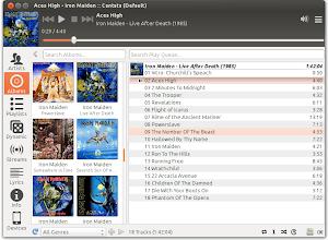 Cantata su Ubuntu Linux
