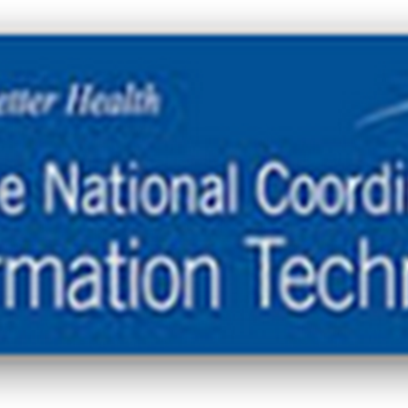 "ONC Awards Contract to Create a Health IT Safety Center ""Think Tank"" For Who Really Knows What…"