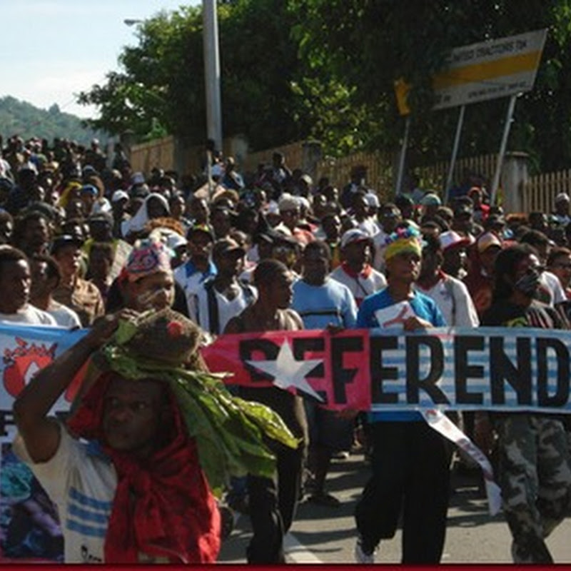 Sejarah Panjang Konspirasi Zionis dan Papua