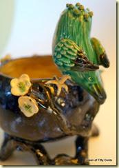 kingfisher pot