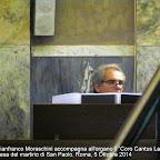 Cantus Laetitia Est Roma 4-5/10/2014