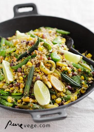 Quinoa indigestion