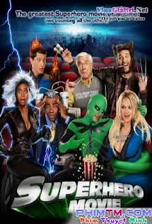 Siêu Nhân Chuồn Chuồn - Superhero Movie Tập HD 1080p Full