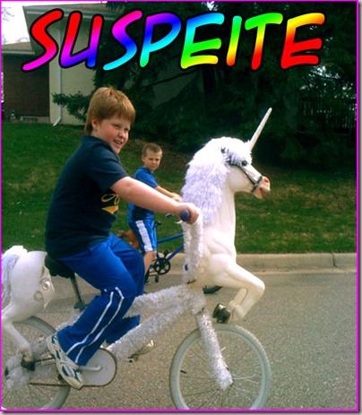 suspeite