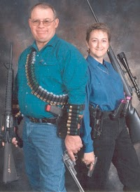 Mike & Rhonda & Guns (2).jpg
