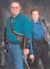Mike & Rhonda & Guns (2).jpg