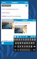 Screenshot of InoMail Free - Email