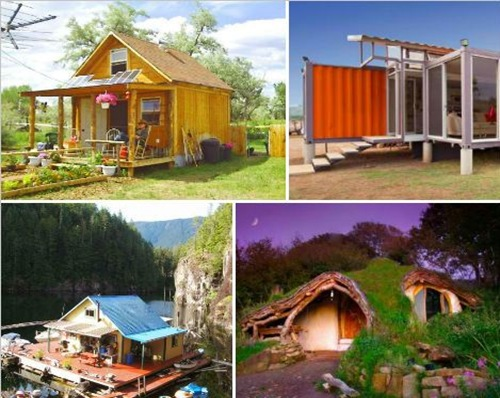 Alizul 10 Do It Yourself Cheap Eco House Inspirations