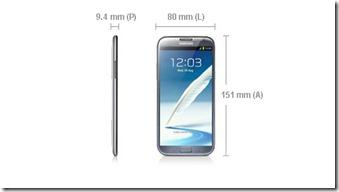 celular Samsung Galaxy Note II GT-N7100 driver