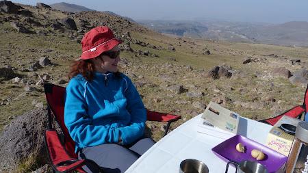 Iran Sabalan: Camping
