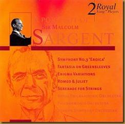 Tchaikovsky Romeo Sargent