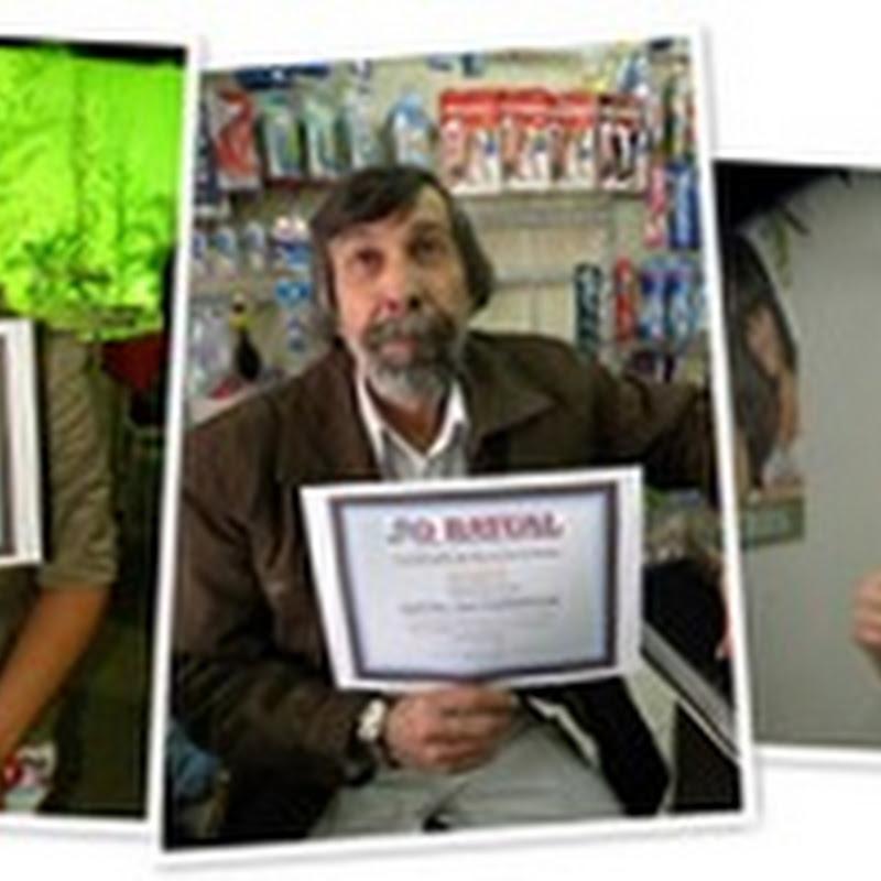 CERTIFICADO DE RECONHECIMENTO OURO RATUAL–Mérito Cidadania 2011