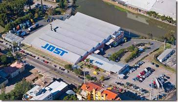 JOST - Foto aérea - Foto Magrão Scalco