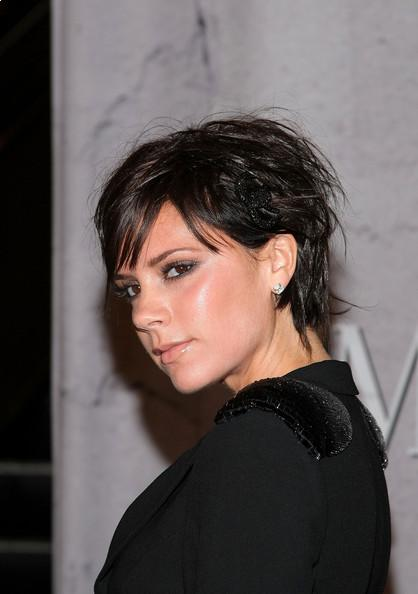 Victoria Beckham Reveal New Hairstyle
