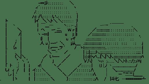 ペトラ父 & リヴァイ (進撃の巨人)