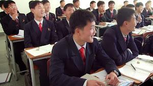 BBC实地探访神秘的朝鲜平壤科技大学