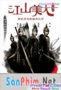 Giang Sơn Mỹ Nhân - An Empress And The Warriors