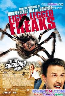 Quái Vật Tám Chân - Eight Legged Freaks Tập HD 1080p Full