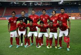 Peluang Indonesia Untuk Lolos Ke babak Semifinal AFF Suzuki Cup 2012
