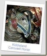 Kiddieland carousel horse angle